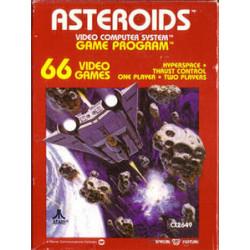 Jeu Atari 2600: Asteroids