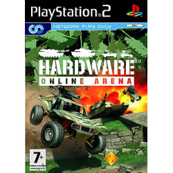 Jeu PS2: Hardware Online Arena (PAL)