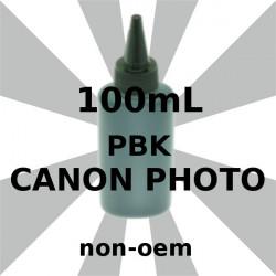 Encre Canon Photo Noir PBK générique 100mL